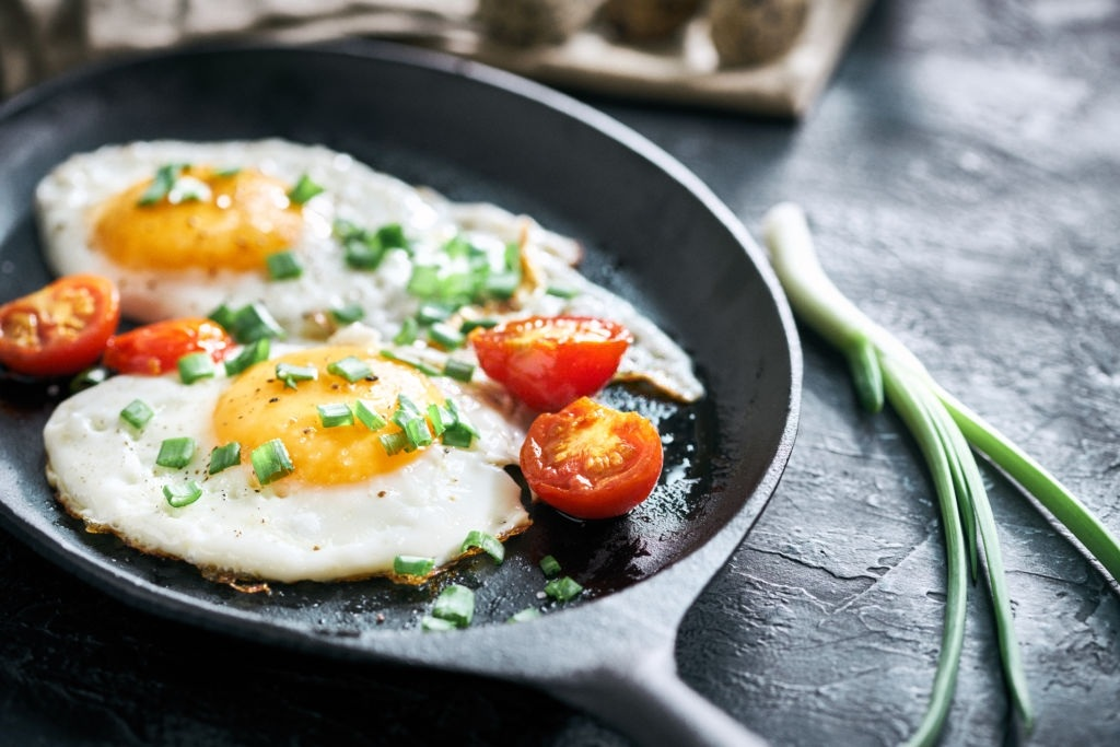Best Pans to Cook Eggs